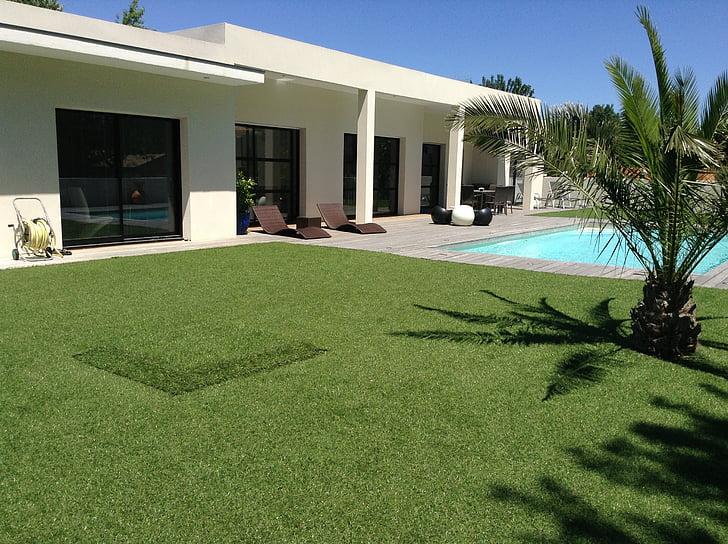 Villa, piscina, privat, Villa grau Agde, vacances