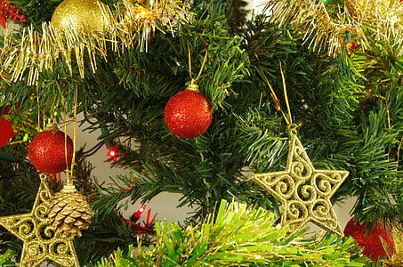 christmas, decorations, christmas tree, ball, decoration, tree, christmas decoration