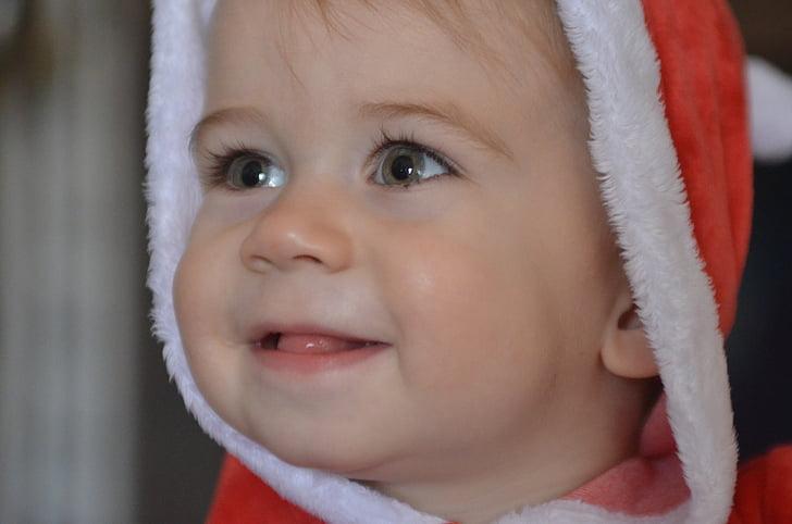cute, little boy, is watching, child, boy, kid, gotta love
