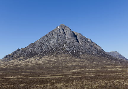glencoe, scotland, highlands, mountain, scenery, landscape