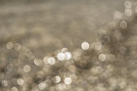 tausta, Blur, Bokeh, epätarkka, valo, ympyrä, Tiivistelmä