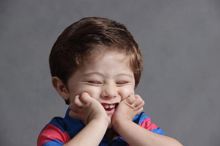 child, smiling, happy, children's day, boy, baby, kid