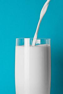 vidre, llet, beguda, aliments, got d'aigua, blanc, frescor
