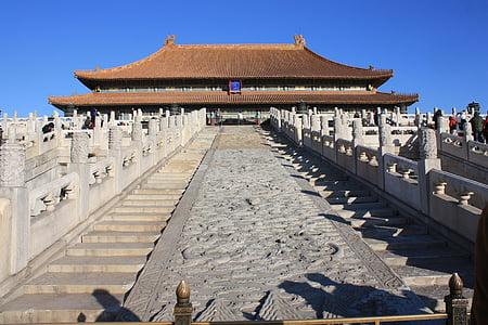Tử Cấm thành, Imperial palace, Bắc Kinh, Trung Quốc, UNESCO, di sản thế giới, cung điện
