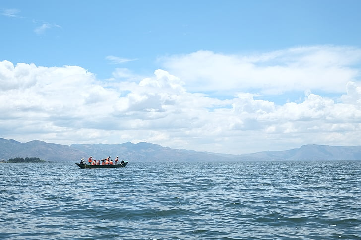 Llac va reanomenar, a la província de yunnan, Turisme