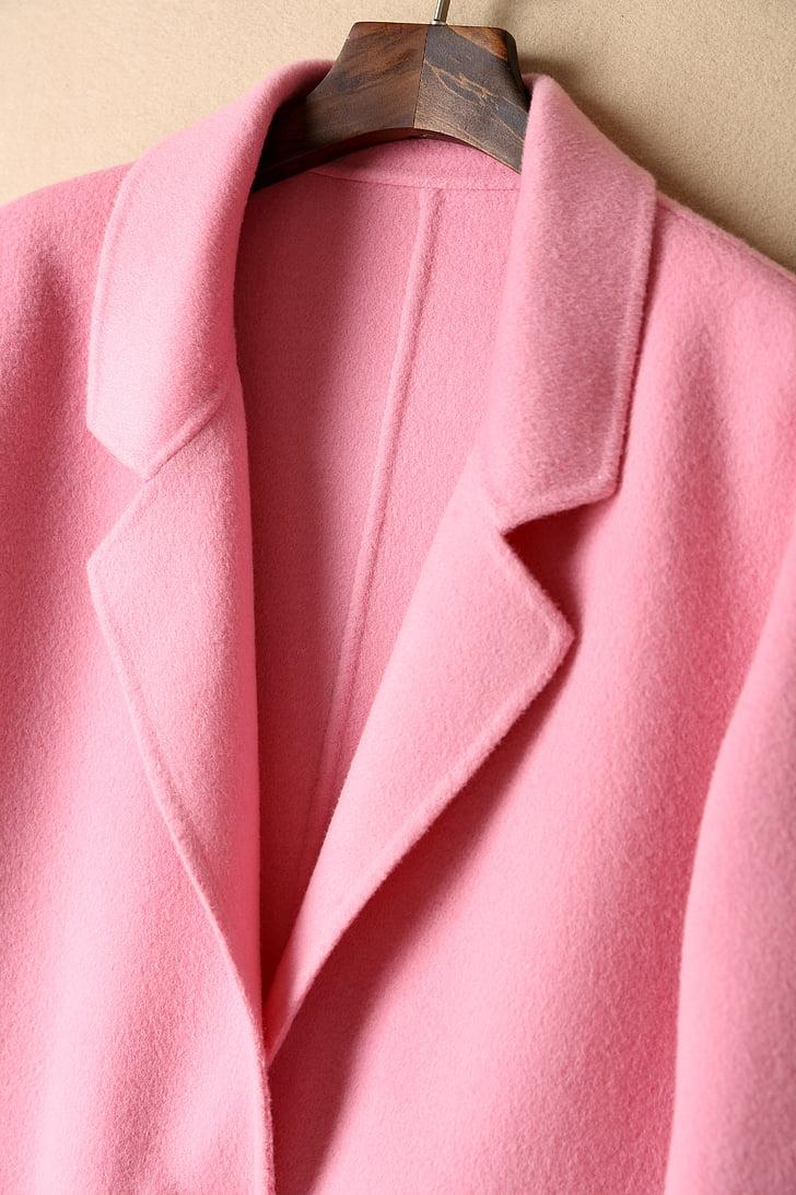 clothing, loading, figure, coat, pink, fashion, wear