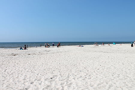 sea, the sea, background, water, natural, summer, denmark