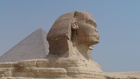 piramida, Egipt, spomenik, čudo Sveta