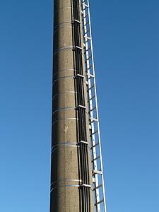 마스트, 상승, 머리, 등반, 송신 탑, 라디오 타워, 타워