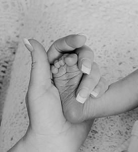 Ibu, bayi, bayi, bayi baru lahir, Ibu, bersama-sama, kebahagiaan