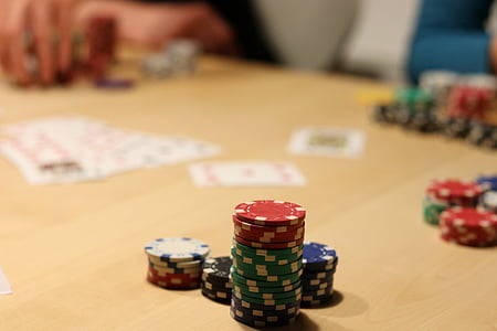 póker, zseton, szerencsejáték, profit, póker játék, játék, Win