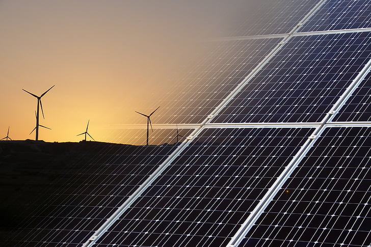 obnovljivih virov, energije, okolje, veter, sončne, zelena, moč
