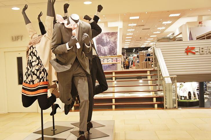 clothing, shop, suit, costume, fashion, mannequin