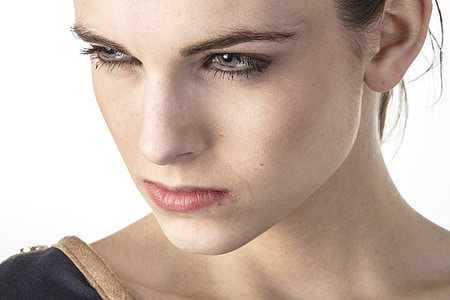 model, face, exposure, the young woman, portrait, women's, human