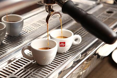 cafeteria, cafè, relaxar-se, Copa, cafè - beguda, cafè exprés, beguda