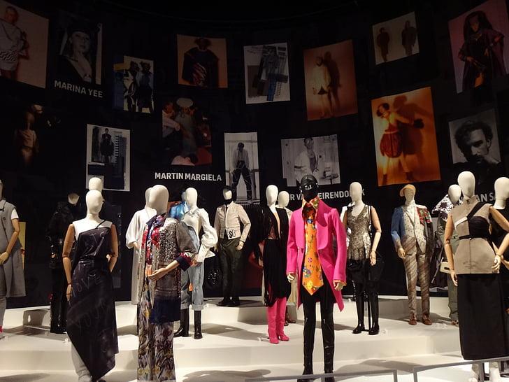 exposició, moda, nines, moda, Maniquí d'exhibició, indústria de la moda, elegant