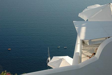 Santorini, Grčka, Grčki otoci