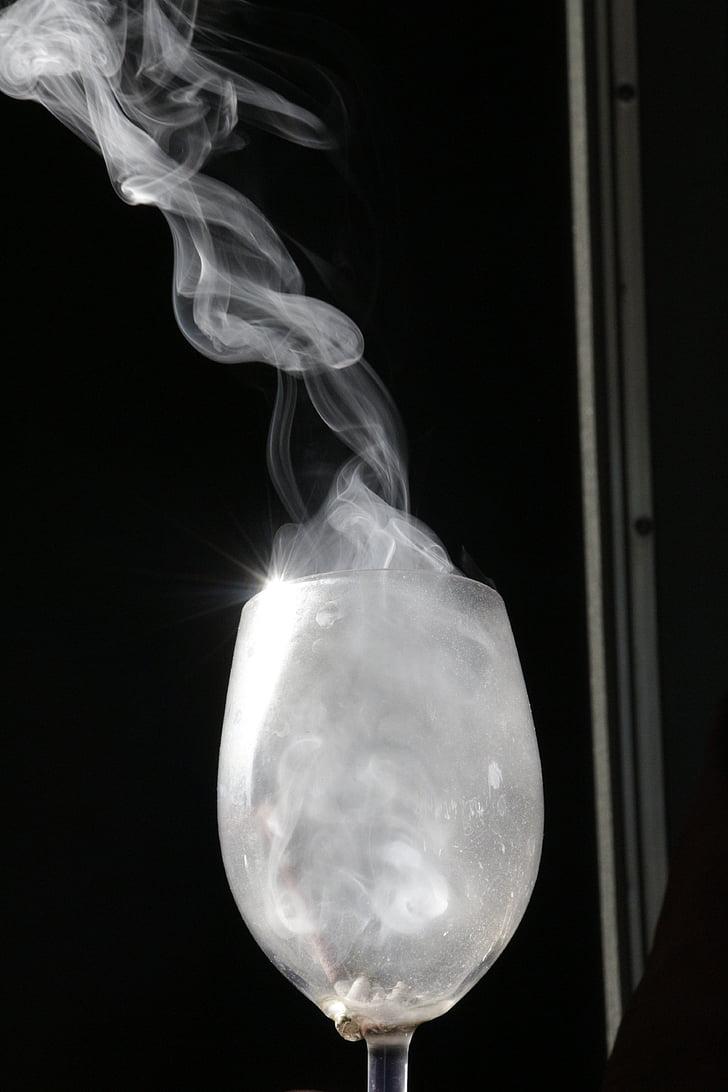 hút thuốc lá, thủy tinh, phong cách sống