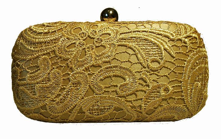袋, 时尚, 黄金