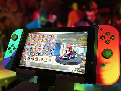 nintendo switch, nintendo, switch, games, games console, computer, entertainment