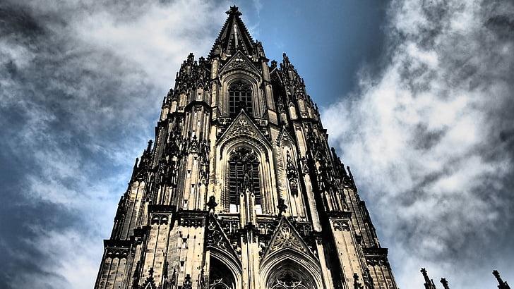 Cologne, Dom, langit