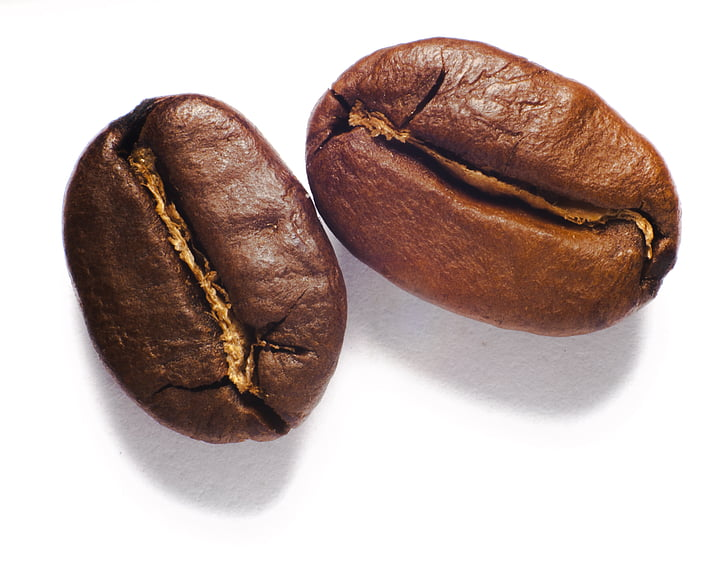 cafè, grans de cafè, grans