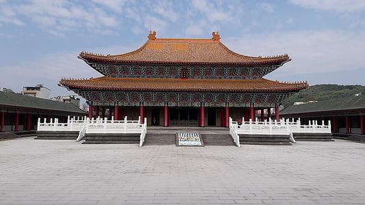 Ķīna vējš, būvniecība, konfuciānisms templis, Āzija, arhitektūra, Ķīna - East Asia, templis - Building