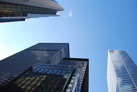 terasest, struktuur, pikk, tehnoloogia, Tower, linn, Urban