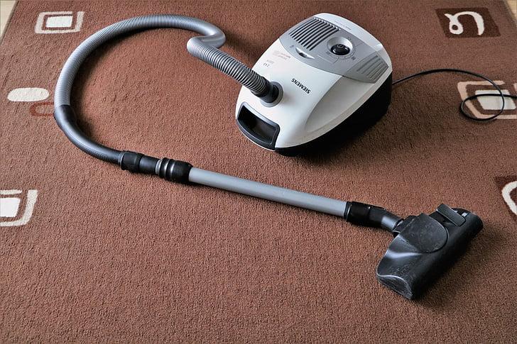 sūkāt, paklājs, iztīriet, Budžets, padarīt tīru, putekļu sūcējs, iekārtas
