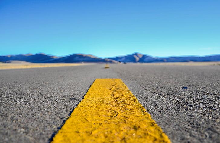 đường, đi du lịch, yên bình, chuyến đi, đường cao tốc, đi xe, cảnh quan