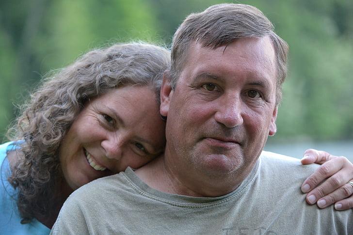 matrimoni, parella, junts, l'amor, relació, es va casar amb, envellir junts