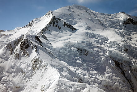 Denali, muntanyes, Mont mckinley, glacera, paisatge, escèniques, a l'exterior