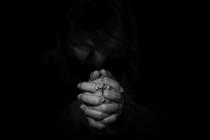 tristesa, perdó, trist, tristesa, persones, cristianisme, religiosos