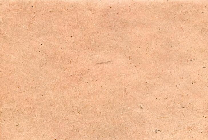 giấy, màu nâu, màu hồng, làm bằng tay, giấy thủ công, kết cấu, giấy cói