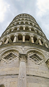Pisa, Tower, Itaalia, Toscana, Leaning tower