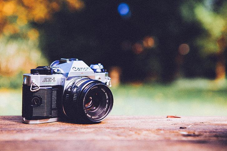 digitālā kamera, fotogrāfija, DSLR kameras, digitālo viena objektīva reflekss kameru, kamera