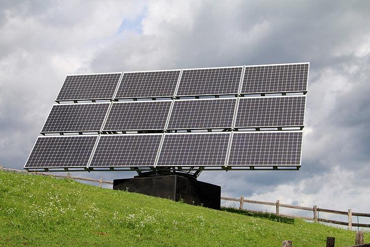 cèl·lules solars, tecnologia, energia, actual