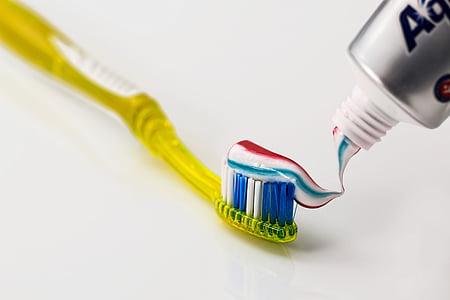 raspall de dents, pasta de dents, atenció dental, netejar, dentista, higiene dental, raspall de dents
