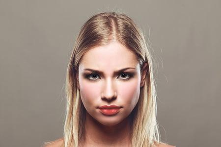 portrait, woman, face, female, woman face, beautiful woman face, women face