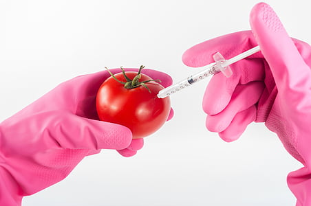Biotecnologia, brillant, Química, Química, close-up, color, concepte