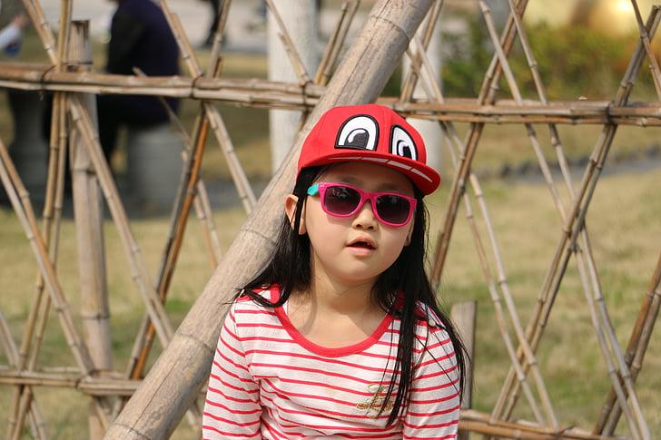 children, children's, expression, girls, women's, park, leisure
