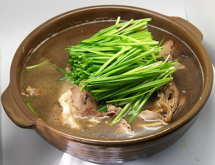 white mature, korean food, health food, food, food photography, delicious food, in the evening