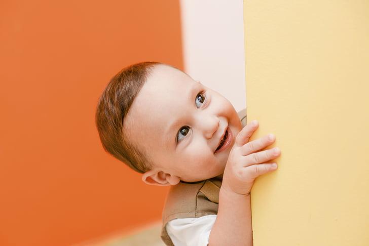 personas, niño, niño, lindo, feliz, de la sonrisa, disfrutar de