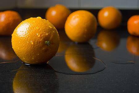 taronges, fruita, cítrics, natura, aliments, Naranjo, vitamina