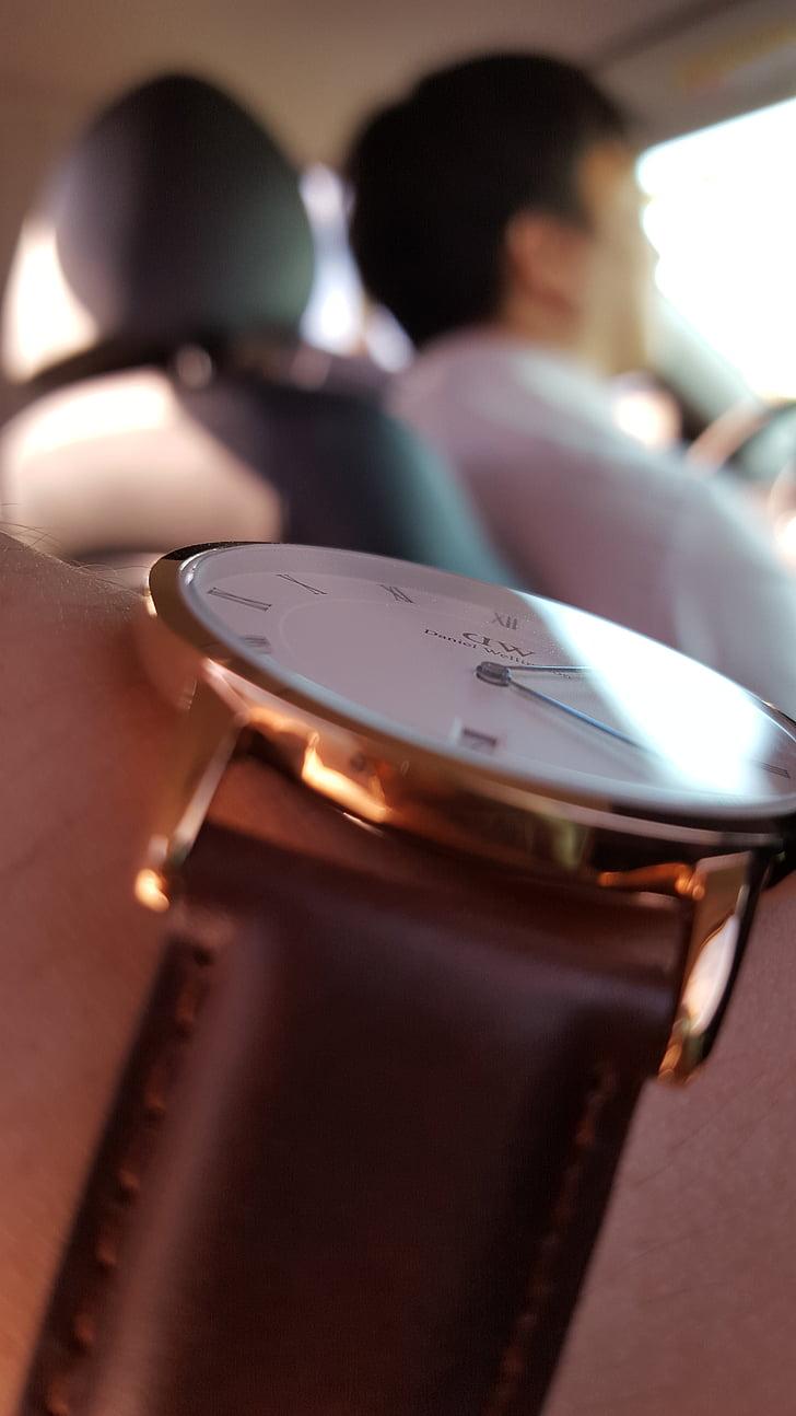 rellotges, rellotge, temps, mans de rellotge, accessoris, rellotge d'agulla, canell