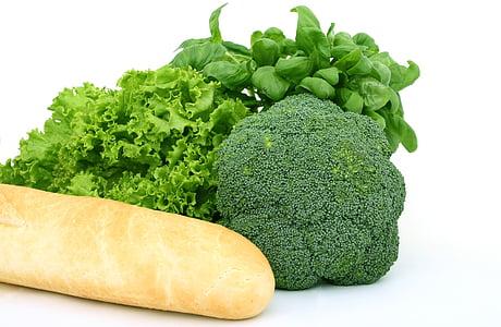 sự thèm ăn, bánh mì, bông cải xanh, calo, Dịch vụ ăn uống, đầy màu sắc, dạy nấu ăn