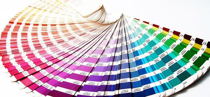 color, figura, molts colors, negoci, Finances