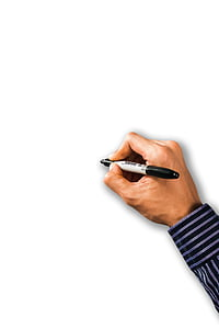 PSD, escritura mano, escribir, de la escritura, escritura de la mano, mano, pluma