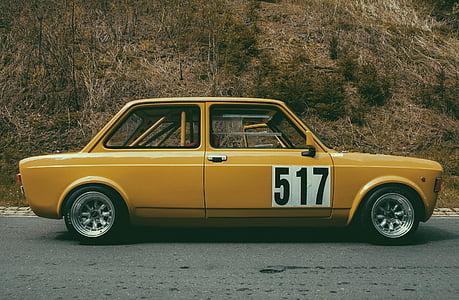 antique, automobile, car, classic, oldtimer, retro, v8