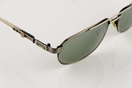occhiali da sole, Aviator Occhiali, Winchester, sole, occhiali, telaio, scuro